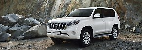 ... Toyota Land Cruiser (11,7).