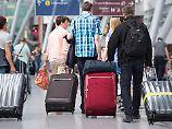 Gebühren für Sitz, Gepäck und Co.: So kassieren Airlines mit Flugnebenkosten ab