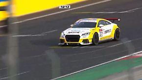 Audi TT Cup: Dennis Marschall erwischt perfektes Wochenende