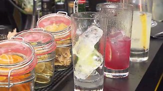 Katerkiller und Gin Tonic mit Lavendel: Barkeeper kreieren ausgefallene Geschmackserlebnisse