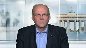"""Christof Johnen zum Krieg in Syrien: """"Alle Konfliktparteien behindern humanitäre Hilfe"""""""