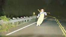 Üble Scherze in der Dunkelheit: Horror-Clowns verbreiten Angst und Schrecken