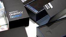 Samsung kämpft um seinen Ruf: Note-7-Kunden erhalten Loyalitätsprämie