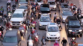 Motoroller-Gewusel: Verliert Vietnam eines seiner Wahrzeichen?