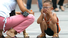 Nach dem Ende der Ein-Kind-Politik: Chinesen lernen Geschwisterkonflikte kennen