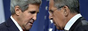 """""""Neue Ideen"""" für Waffenruhe erörtert: Syrien-Gespräche enden erneut erfolglos"""
