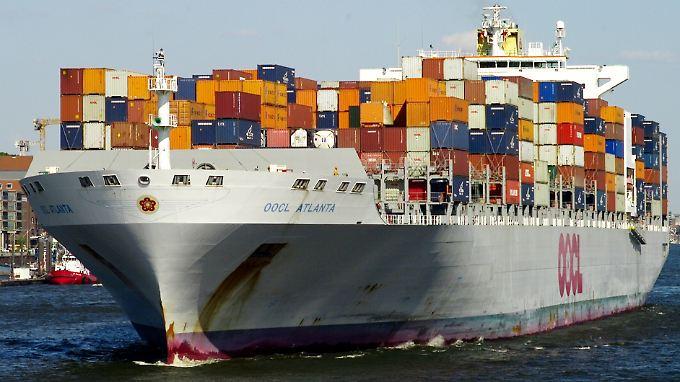 Welt-Handelsindex im September: Der große Boom ist vorbei