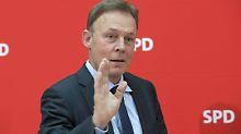 Rot-Rot-Grün noch weit entfernt: SPD stellt Forderungen an Linke