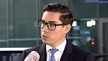 Geldanlage-Check: Stefan Scheurer, Allianz Global Investors