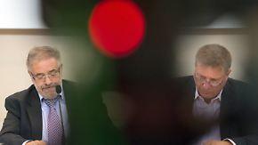 Maas gegen Zentralgefängnis für Terroristen: Bundestagsausschüsse beschäftigen sich mit Fall Al-Bakr