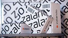 Der Börsen-Tag: Zalando will mit künstlicher Intelligenz Kunden gewinnen