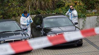 """Ein Beamter in Lebensgefahr: """"Reichsbürger"""" schießt bei Razzia in Franken auf Polizisten"""