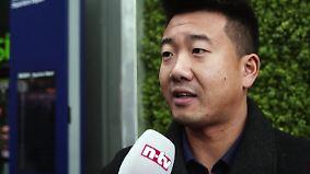 Startup News: Mitgründer Liang Wu erläutert die Idee von City Tree