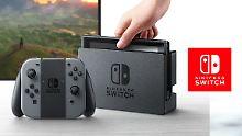 Für daheim und unterwegs: Nintendo Switch ist Handheld und Konsole