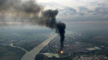 Nach der Explosion bei BASF: Was war in der Wolke?