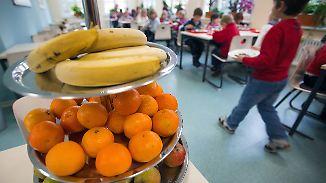 Mehr Obst, Gemüse und Milch: Schulen erhalten EU-Gelder für gesünderes Essen