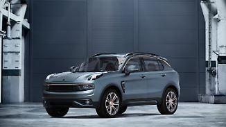 Neue Automarke aus China: Volvo-Mutter Geely will mit Lynk & Co die Welt erobern