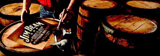 Mitarbeiter geht es nicht ums Geld: Whiskey-Brenner bestreiken Jim Beam