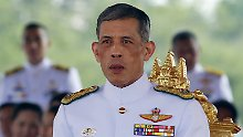 """""""Ein Mensch wie jeder andere"""": Thailands neuer König ist in Bayern zu Hause"""