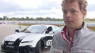 """Autonomes Fahren in greifbarer Nähe: Audi will mit """"Jack"""" und """"Robby"""" angreifen"""