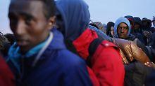 """Symbol der Flüchtlingskrise: Das Ende des """"Dschungels von Calais"""""""