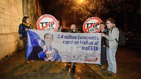 Eingeschränkte Handlungsfähigkeit: EU blickt hilflos auf Ceta-Blockade durch die Wallonie