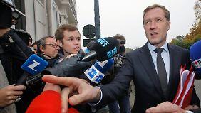 Neuer Star der Anti-Ceta-Bewegung: Walloniens Ministerpräsident Paul Magnette.