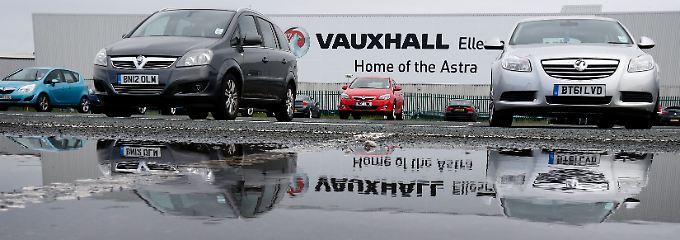 Turbulenzen auf größtem Einzelmarkt: Brexit wirft Opel zurück in Verlustzone