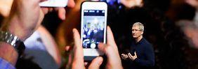Fast ein Drittel weniger in China: Apples Umsatz geht weiter zurück