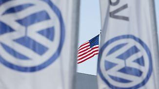 Nach Billigung von Milliarden-Vergleich: Klagewelle gegen VW in den USA geht weiter