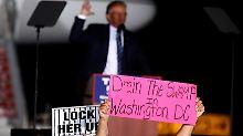"""""""Die lügende Hexe"""": Warum Clinton in den USA so verhasst ist"""