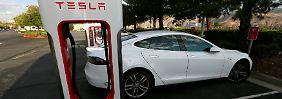 Rekord beim Umsatz: Tesla präsentiert schwarze Zahlen