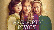 """""""Good Girls Revolt"""" auf Amazon: Redaktionsalltag unter Chauvis"""