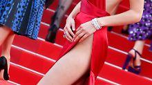 """Mit Bella Hadid und """"Fantasy Bra"""": Die """"Victoria's Secret""""-Engel landen in Paris"""