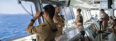Nato in der Ägäis: Türkei will keinen Flüchtlingseinsatz mehr