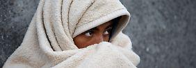 """Trotz """"Dschungel""""-Schließung: Flüchtlinge kommen noch immer nach Calais"""