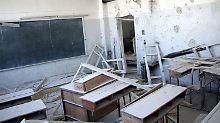 Bomben auf syrische Schule: Putin weist Verantwortung für Luftangriff von sich