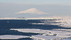 Am Rand der Antarktis: Rossmeer wird zur größten Schutzzone der Welt