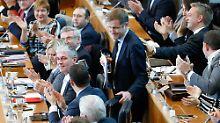 Umstrittenes Handelsabkommen: Wallonisches Parlament stimmt Ceta zu
