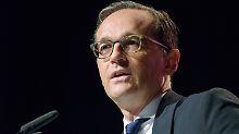 Suche nach G20-Randalierern: Maas bittet EU-Partner um Fahndungshilfe