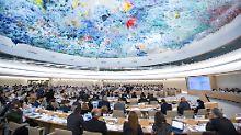Die UN-Vollversammlung entschied sich gegen Russland.