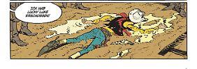 Ein Cowboy im neuen Gewand: Lucky Luke beißt ins Gras