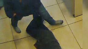 Unterlassene Hilfeleistung: Essener Polizei ermittelt verdächtige Bankkunden
