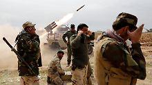 Umstrittene Rolle in Syrien und Irak: Das doppelte Spiel des Iran