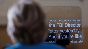 Bewusste Beeinflussung der US-Wahl?: FBI weiß offenbar seit Wochen von neuen Clinton-Mails