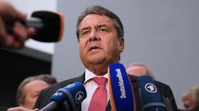 Der rote Retter: Gabriel erhält Rückenwind für Kanzlerkandidatur