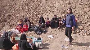 Sturm auf Mossul: Antonia Rados berichtet aus umkämpftem Gebiet