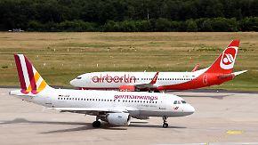 Verschärfter Wettbewerb: Deutsche Billigflieger-Branche steht vor Umbrüchen