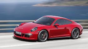 Auch der Porsche 911 schlägt sich im Tüv-Report gewohnt brillant.