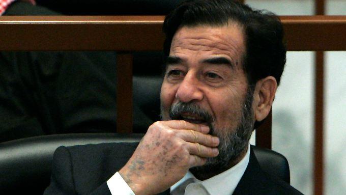 Saddam Hussein wurde am 30. Dezember 2006 gehängt.